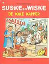 Cover for Suske en Wiske (Standaard Uitgeverij, 1967 series) #122 - De kale kapper
