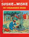 Cover for Suske en Wiske (Standaard Uitgeverij, 1967 series) #128 - Het brommende brons