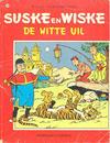 Cover for Suske en Wiske (Standaard Uitgeverij, 1967 series) #134 - De witte uil
