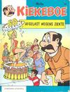 Cover for Kiekeboe (Standaard Uitgeverij, 1990 series) #50 - Afgelast wegens ziekte