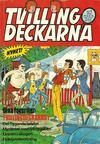 Cover for Tvillingdeckarna (Semic, 1979 series) #1/1979