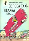 Cover for Starke Staffans äventyr (Carlsen/if [SE], 1977 series) #1 - De röda taxibilarna