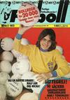 Cover for Fotboll (Williams Förlags AB, 1973 series) #2/1973