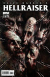 Cover for Clive Barker's Hellraiser (Boom! Studios, 2011 series) #11 [Cover B by Nick Percival]