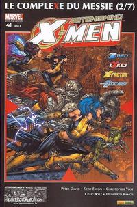 Cover Thumbnail for Astonishing X-Men (Panini France, 2005 series) #41