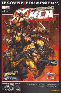 Cover Thumbnail for Astonishing X-Men (Panini France, 2005 series) #42
