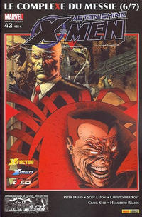 Cover Thumbnail for Astonishing X-Men (Panini France, 2005 series) #43 [Collector Edition]