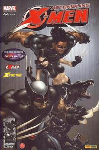 Cover Thumbnail for Astonishing X-Men (Panini France, 2005 series) #44