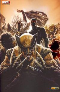 Cover Thumbnail for Astonishing X-Men (Panini France, 2005 series) #45 [Variant Cover by Lee Bermejo]