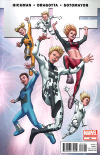 Cover Thumbnail for FF (Marvel, 2011 series) #15