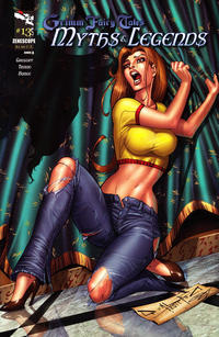 Cover Thumbnail for Grimm Fairy Tales Myths & Legends (Zenescope Entertainment, 2011 series) #13 [Cover C Ale Garza]