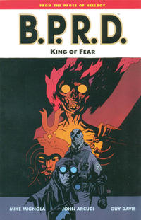 Cover Thumbnail for B.P.R.D. (Dark Horse, 2003 series) #14 - King of Fear