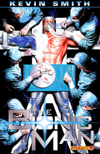 Cover Thumbnail for Bionic Man (Dynamite Entertainment, 2011 series) #4 [Cover A (Main) Alex Ross]