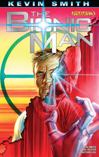 Cover Thumbnail for Bionic Man (Dynamite Entertainment, 2011 series) #5 [Alex Ross Cover]