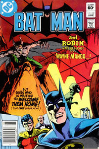 Cover Thumbnail for Batman (DC, 1940 series) #348 [Newsstand Edition]