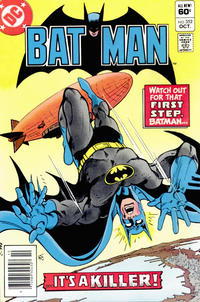 Cover Thumbnail for Batman (DC, 1940 series) #352 [Newsstand]