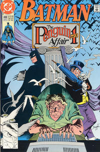 Cover Thumbnail for Batman (DC, 1940 series) #448 [Direct]
