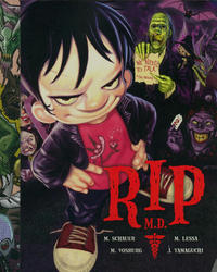 Cover Thumbnail for Rip M.D. (Fantagraphics, 2010 series)