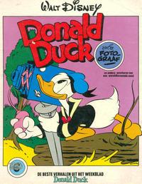Cover Thumbnail for De beste verhalen van Donald Duck (Oberon, 1976 series) #6 - Als fotograaf