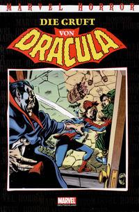 Cover Thumbnail for Die Gruft von Dracula  Limitierte Edition (Panini Deutschland, 2003 series) #8