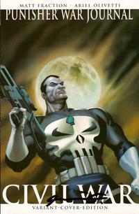 Cover Thumbnail for Punisher War Journal (Panini Deutschland, 2007 series) #1
