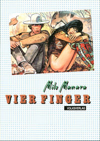Cover Thumbnail for Vier Finger (Volksverlag, 1984 series)