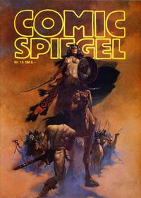 Cover Thumbnail for Comic Spiegel (Reiner-Feest-Verlag, 1983 series) #15