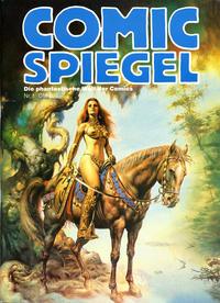 Cover Thumbnail for Comic Spiegel (Reiner-Feest-Verlag, 1983 series) #1