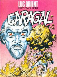 Cover Thumbnail for Luc Orient (Norbert Hethke Verlag, 1986 series) #[16] - Caragal