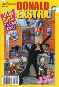 Cover Thumbnail for Donald ekstra (Hjemmet / Egmont, 2011 series) #1/2012