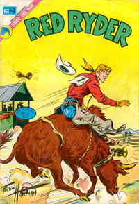 Cover Thumbnail for Red Ryder (Editorial Novaro, 1954 series) #305