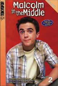 Cover Thumbnail for Malcolm in the Middle (Tokyopop, 2004 series) #2