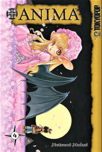 Cover Thumbnail for +Anima (Tokyopop, 2006 series) #4