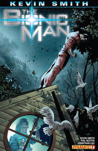 Cover Thumbnail for Bionic Man (Dynamite Entertainment, 2011 series) #7 [Lau]