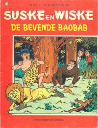 Cover Thumbnail for Suske en Wiske (Standaard Uitgeverij, 1967 series) #152 - De bevende baobab