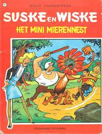 Cover Thumbnail for Suske en Wiske (Standaard Uitgeverij, 1967 series) #75 - Het mini mierennest