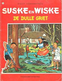 Cover Thumbnail for Suske en Wiske (Standaard Uitgeverij, 1967 series) #78 - De dulle Griet