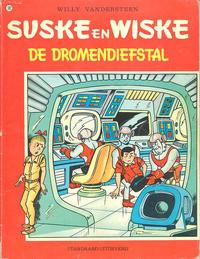 Cover Thumbnail for Suske en Wiske (Standaard Uitgeverij, 1967 series) #102 - De dromendiefstal