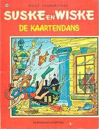 Cover Thumbnail for Suske en Wiske (Standaard Uitgeverij, 1967 series) #101 - De kaartendans