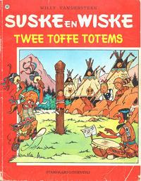 Cover Thumbnail for Suske en Wiske (Standaard Uitgeverij, 1967 series) #108 - Twee toffe totems