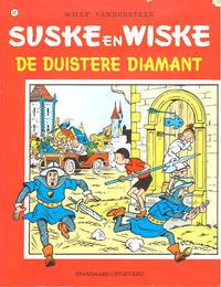 Cover Thumbnail for Suske en Wiske (Standaard Uitgeverij, 1967 series) #121 - De duistere diamant [Eerste druk 1971]