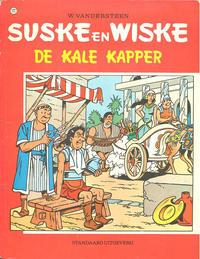 Cover Thumbnail for Suske en Wiske (Standaard Uitgeverij, 1967 series) #122 - De kale kapper
