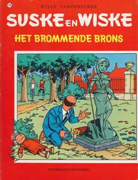 Cover Thumbnail for Suske en Wiske (Standaard Uitgeverij, 1967 series) #128 - Het brommende brons