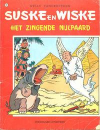 Cover Thumbnail for Suske en Wiske (Standaard Uitgeverij, 1967 series) #131 - Het zingende nijlpaard