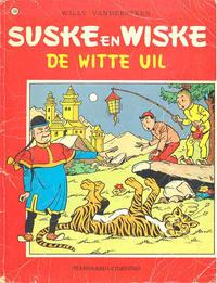 Cover Thumbnail for Suske en Wiske (Standaard Uitgeverij, 1967 series) #134 - De witte uil
