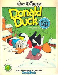Cover Thumbnail for De beste verhalen van Donald Duck (Oberon, 1976 series) #4 - Als postbode