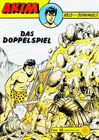 Cover Thumbnail for Akim Held des Dschungels (Norbert Hethke Verlag, 1996 series) #60