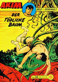 Cover Thumbnail for Akim Held des Dschungels (Norbert Hethke Verlag, 1996 series) #24