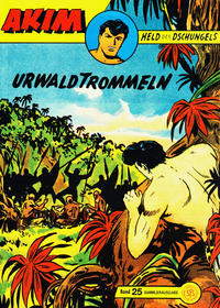 Cover Thumbnail for Akim Held des Dschungels (Norbert Hethke Verlag, 1996 series) #25