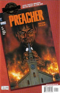 Cover Thumbnail for Millennium Edition: Preacher 1 (DC, 2000 series)